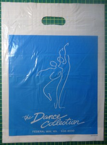 Logo made for Dance Collection - Merchandise Bag